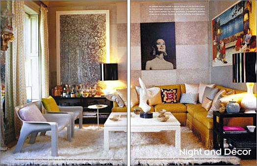 Gloria Vanderbilt Apartment Images And Frank De Biasi S New York Featuring