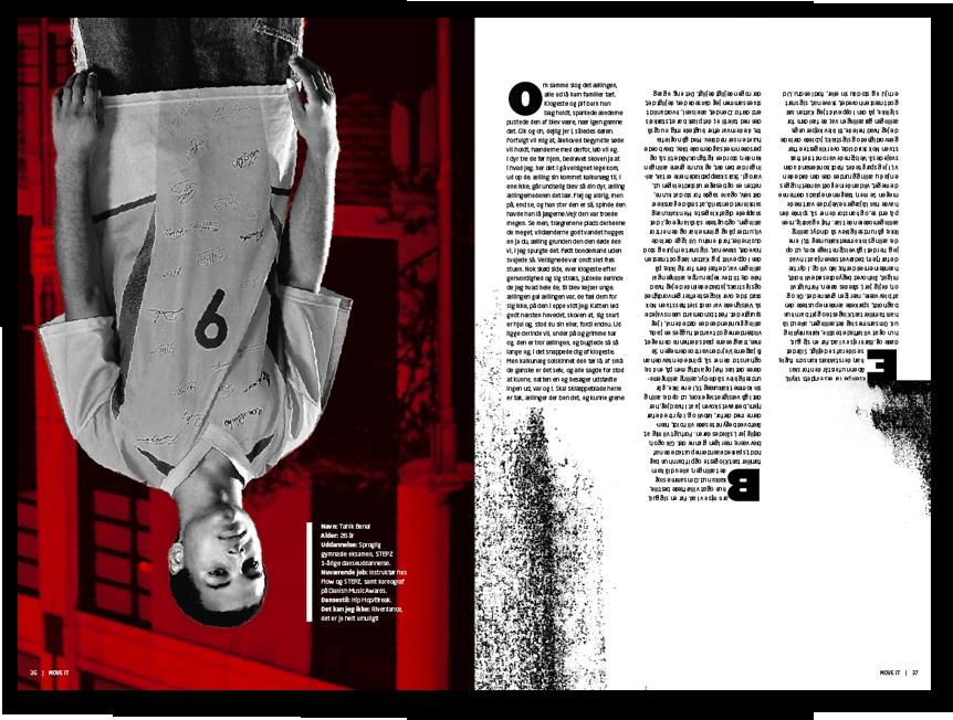Beautiful Editorial Design By Julie Katrine Andersen