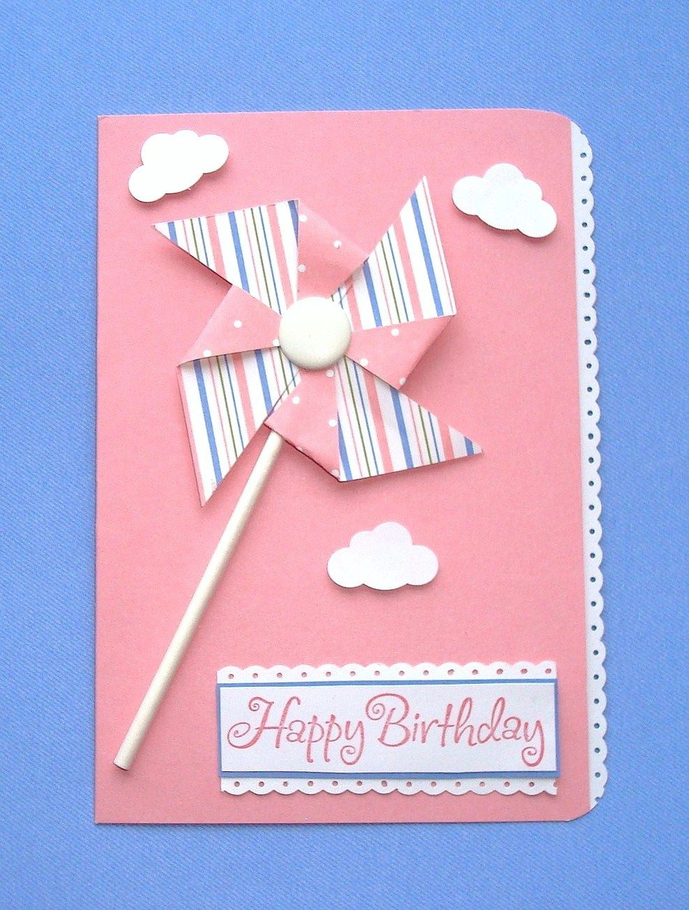 Handmade greeting cards for kids the for Image craft greeting cards