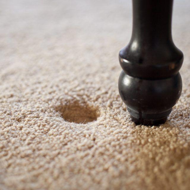 How To Get Furniture Indentation Marks Out Of Carpet Hunker Carpet Care Buying Carpet Removing Carpet