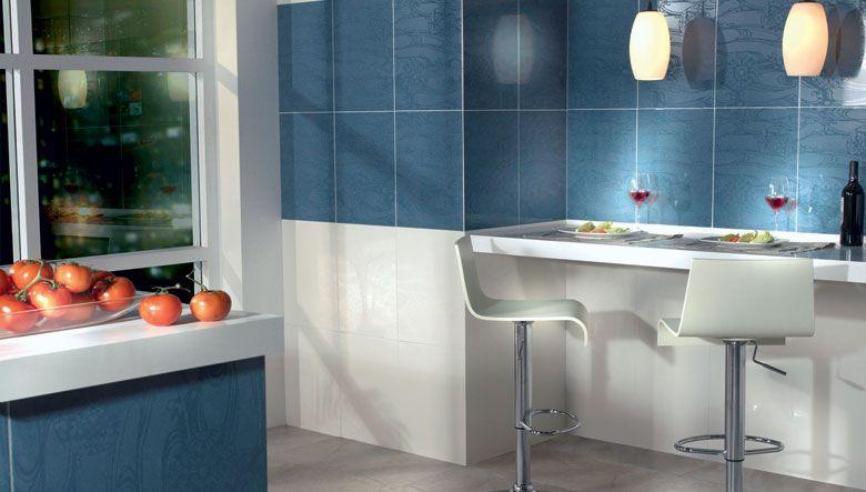 Cocinas modernas con cerámicos   para más información ingresa en ...