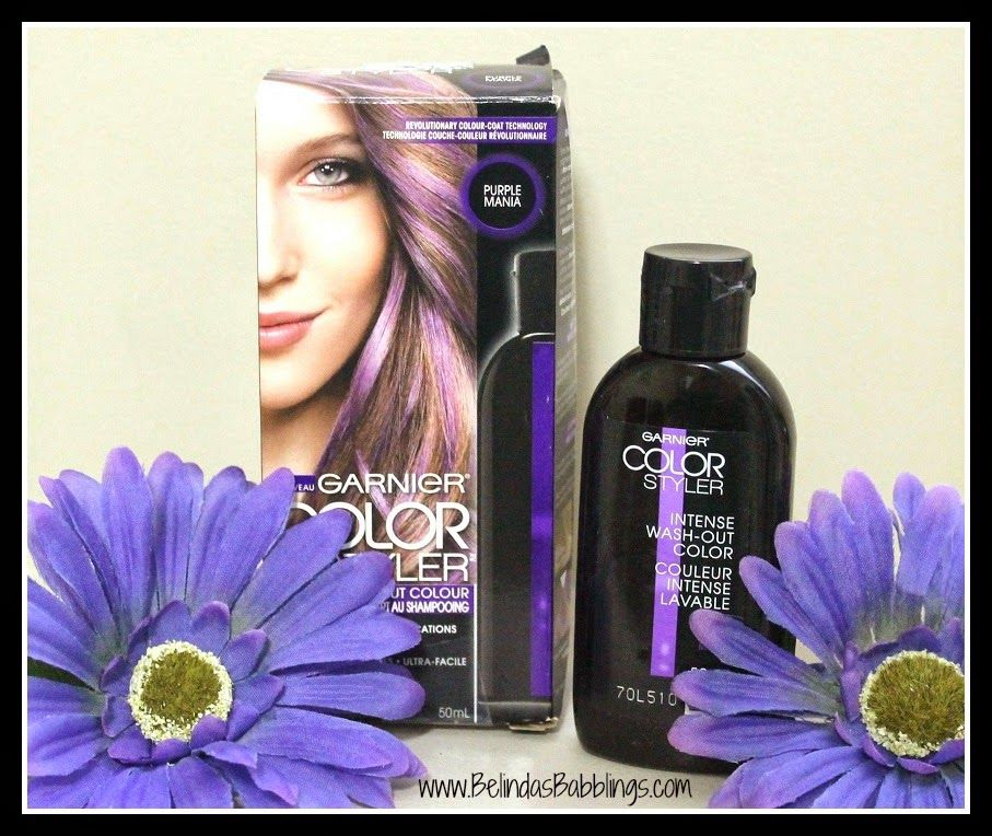 Add Some Bold Purple To Your Hair This Festival Season