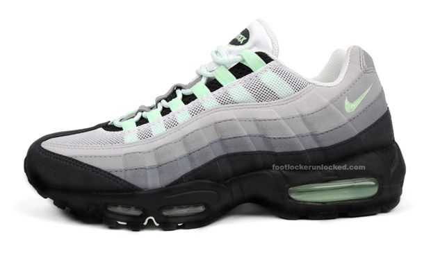 unique design online store amazing price nike-air-max-95-mint-green | Nike Air Max 95 in 2019 | Nike ...