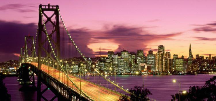 San Francisco puente Golden Gate viaje usa