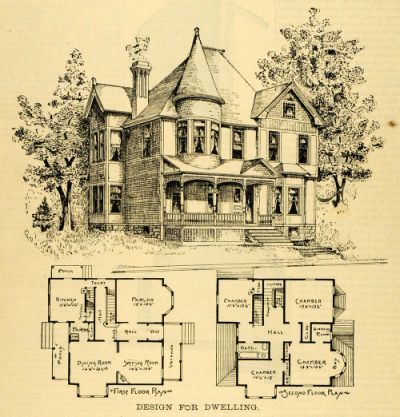Historic Victorian House Floor Fantasy Dream Homes Pinterest