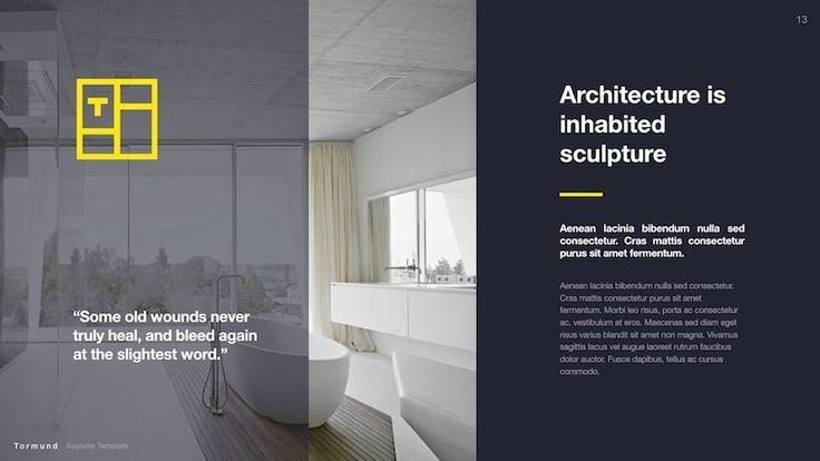 Interior Design Portfolio Template Powerpoint Interior Design