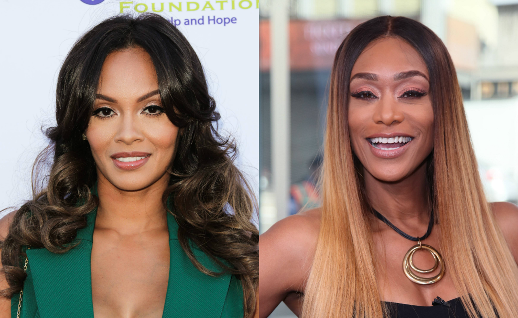 Evelyn Lozada And Tami Roman Reveal If They Are Returning To Basketball Wives With Shaunie O Neal Evelyn Lozada Basketball Wives Baby Daddy