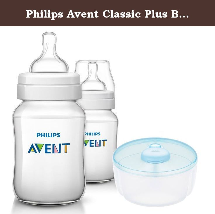 Philips Avent Classic Plus Bpa Free Bottles With Formula Dispenser 9 Ounce The Philips Avent Class Bpa Free Bottles Bottle Feeding Bottle