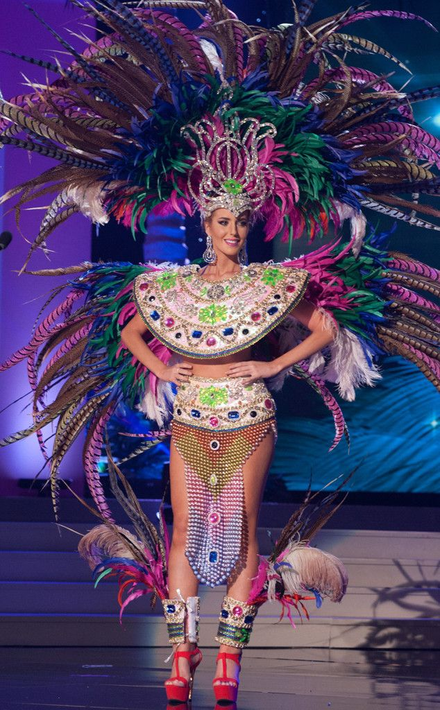 Miss Uruguay from 2014 Miss Universe National Costume Show | Mejores ...