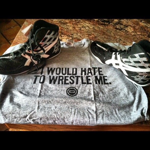 I feel like my wrestlers need this. Sending to Coach very soon. :)