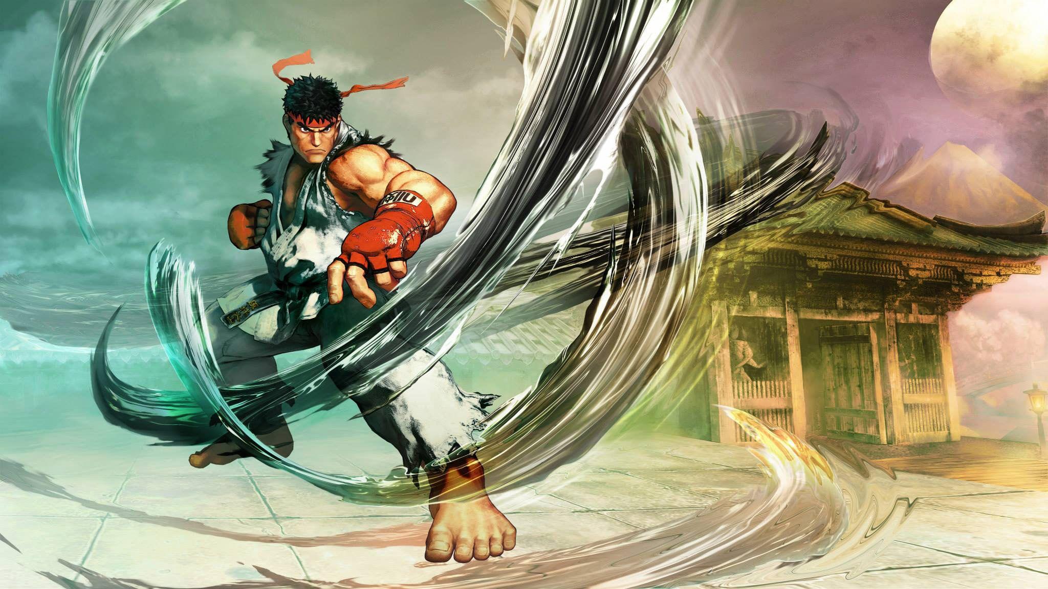 Ryu Street Fighter V Ryu Street Fighter Street Fighter 5