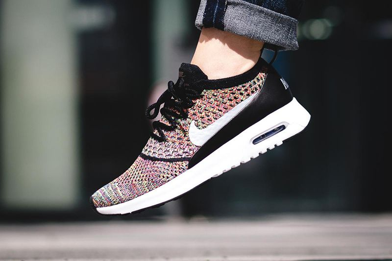 big sale 34430 98961 Nike Releases the Colorful Air Max Thea Ultra Flyknit