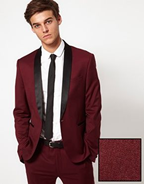 I am considering a tux like this for my senior prom! For you 0122da69d06