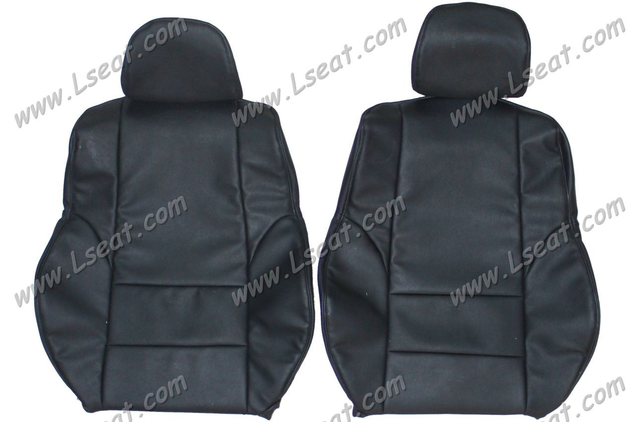 hight resolution of 1998 2004 bmw e46 coupe sport front leather seats cover are manufactured using superior cow leather these seats are primarily used as replacements for the