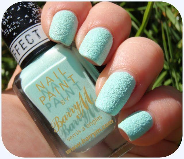 Midnight Violets    UK MakeUp & Beauty Blog: NOTD: BarryM Textured Nail Paint - Ridley Road