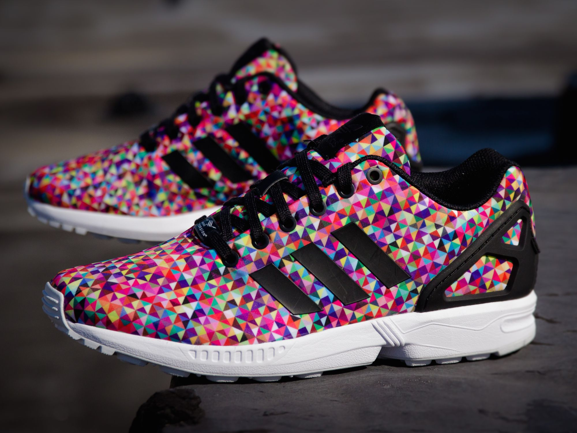 63d08909476f5 Sneaker Review – Adidas ZX Flux