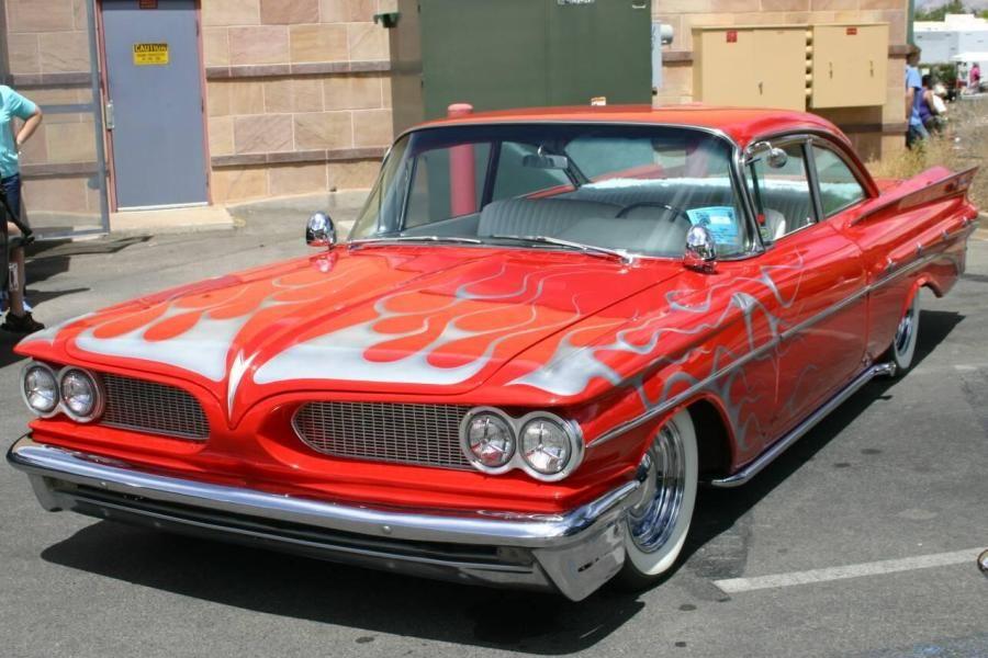 Custom 1959 Pontiac Star Chief Lowrider Pontiac Pontiac Star