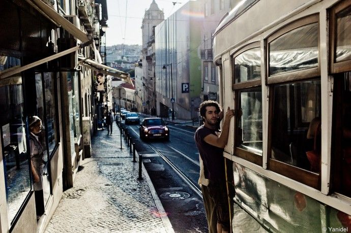 © 2010 Yanidel Street Photography --- Lisbon