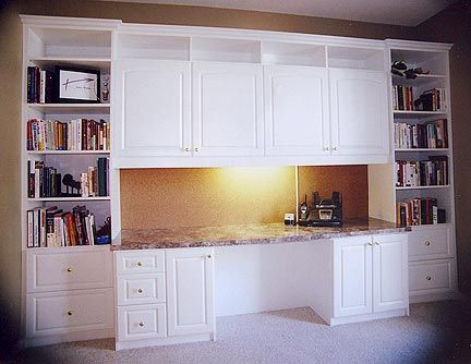 Custom Home Office Designs i could spend countless hours sitting here and scrapbooking. even