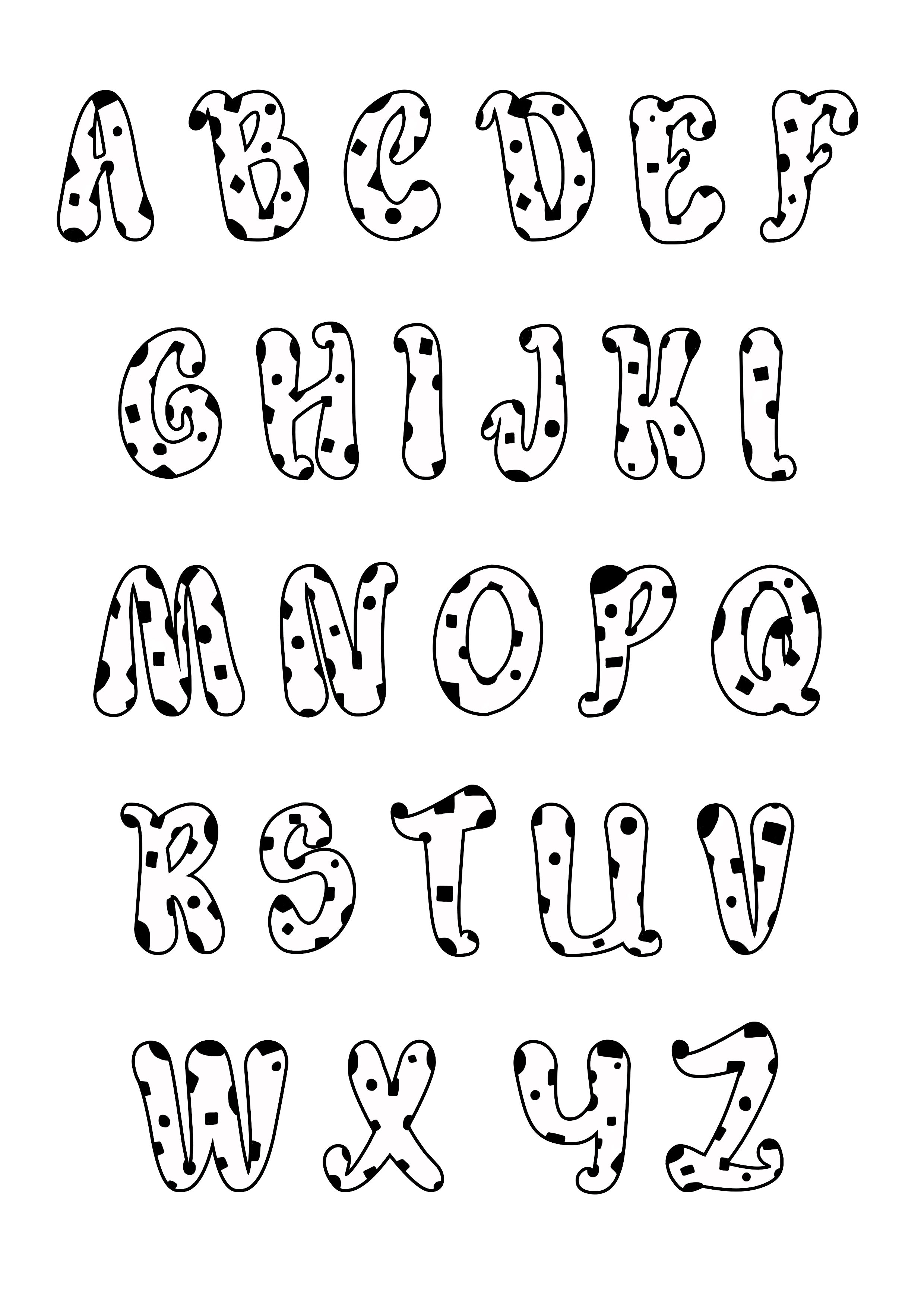 Coloring Page Simple Alphabet 8 From The Gallery Kids