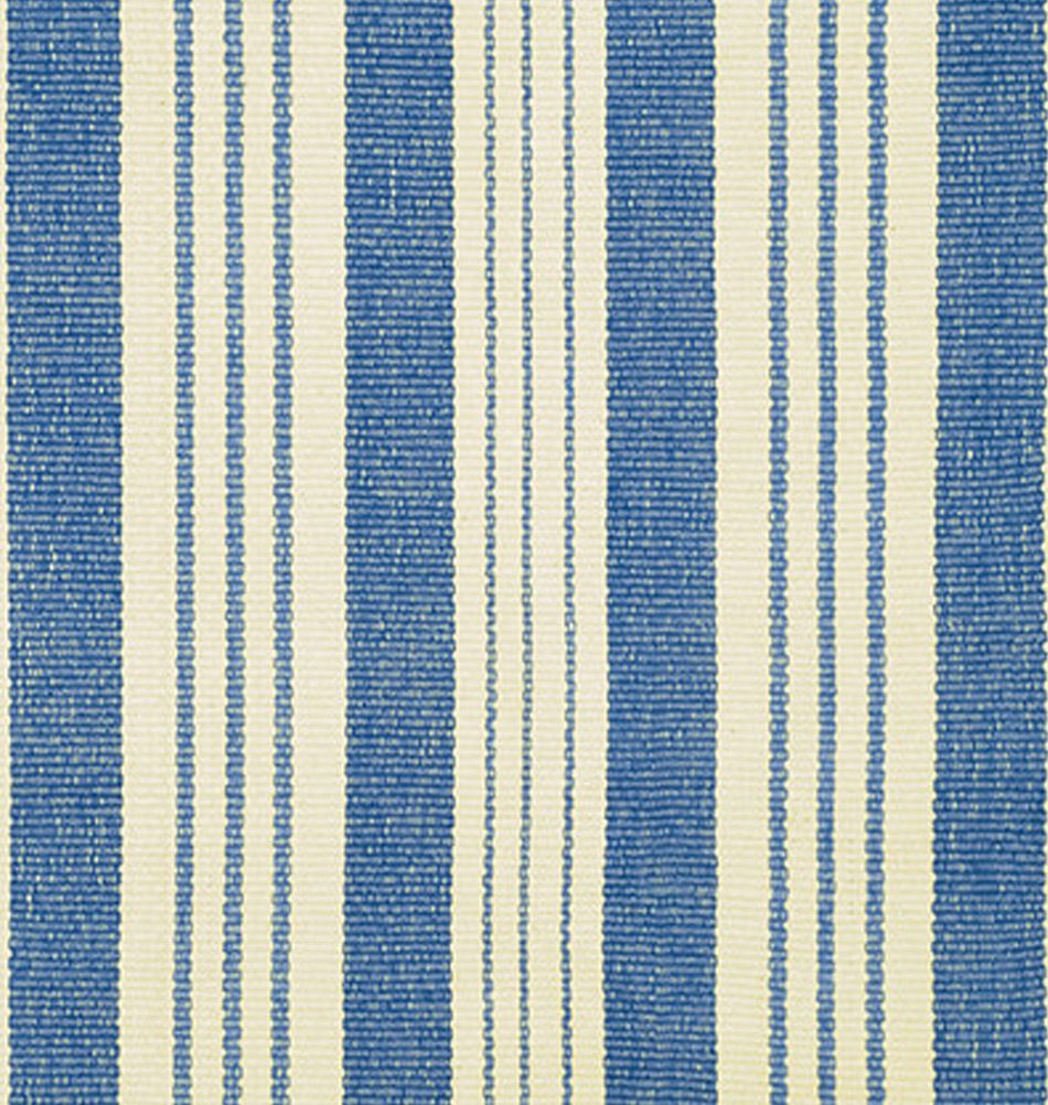 Maritimer Teppich dash albert baumwollteppich staffordshire blau creme