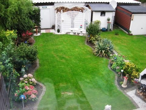 kleinen reihenhausgarten kindgerecht gestalten - seite 1, Gartenarbeit ideen