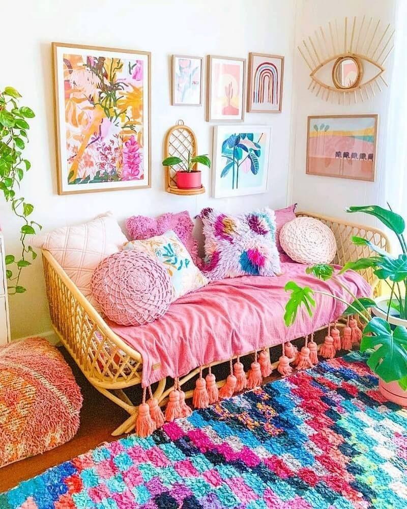 Boho Style Ideas for Interior Designs and Decor