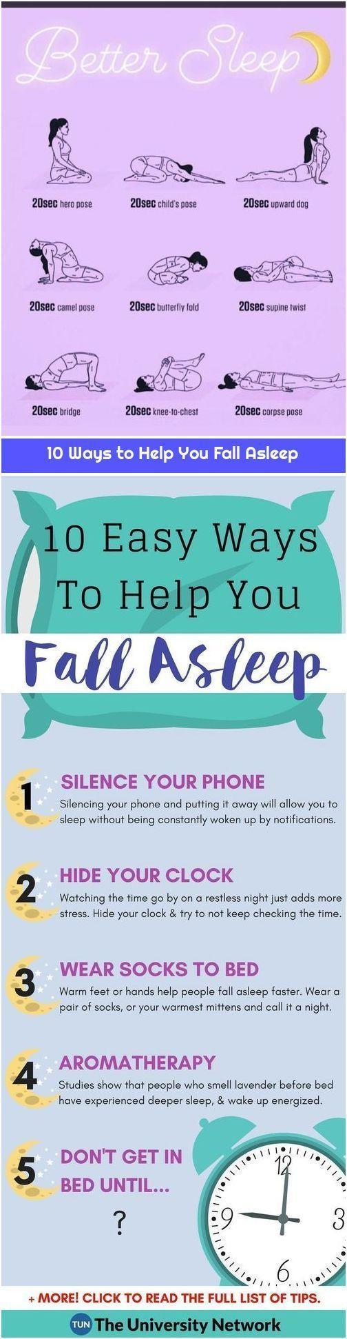 1. Yoga Snooze 10 Ways to Help You Fall Asleep Have trouble falling asleep? Here are some simple ways to help you go to sleep on those restless nights 2. 10 Ways to Help You Fall Asleep Yoga Snooze Yoga poses to lull you to sleep. #beautysleep #yogaposes #yogalifestyle #sleeptherapy -#Asleep, #Fall, #SleepHacks, #Snooze, #Ways, #Yoga
