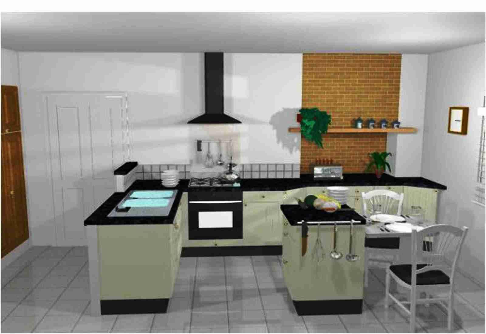 Cuisine Ilot Nice Ilot Central Dans Petite Cuisine Cuisine En Image En 2020 Avec Images Idee Amenagement Cuisine Cuisine Blanche Et Bois Cuisine Moderne