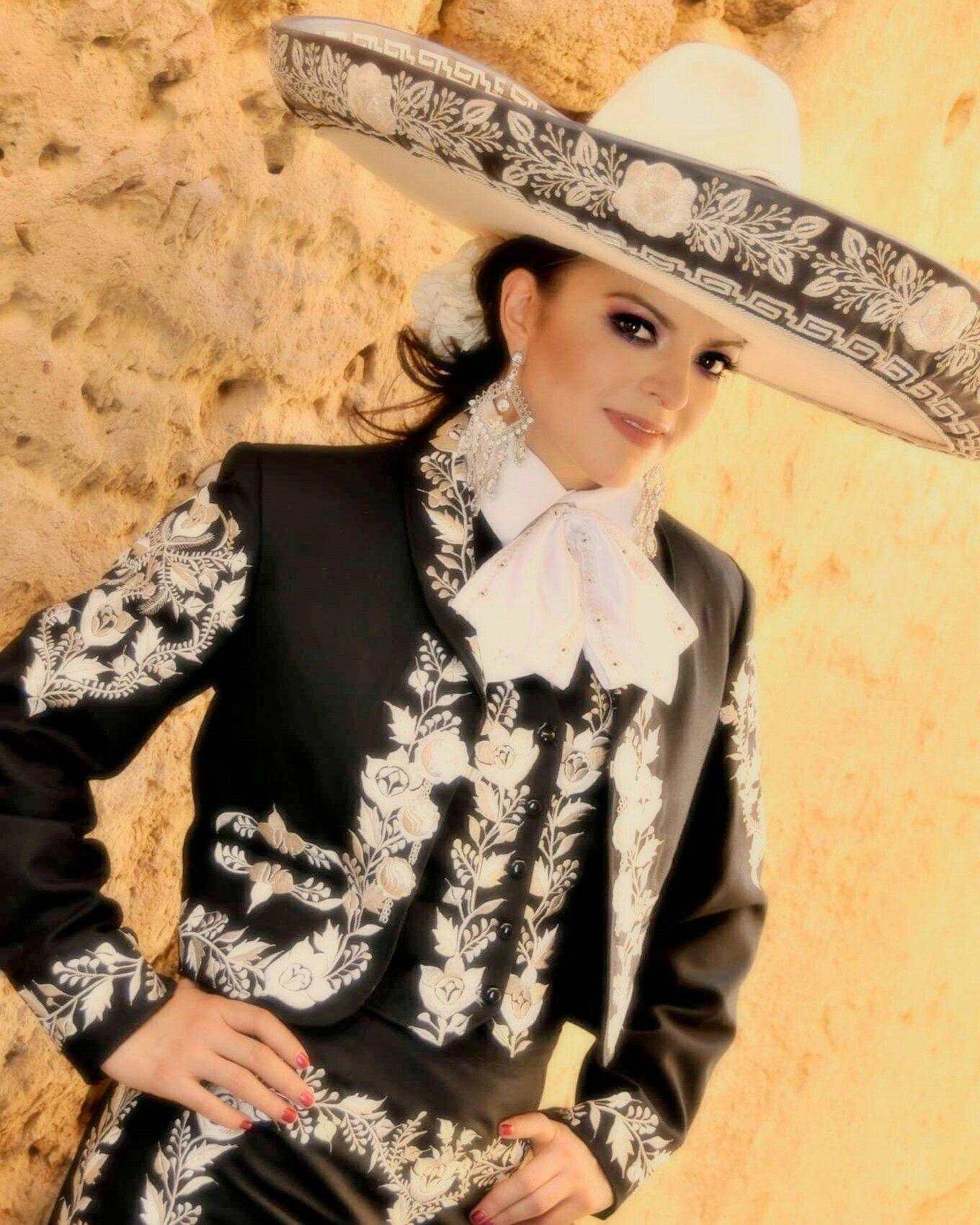 Charra Mexicana.
