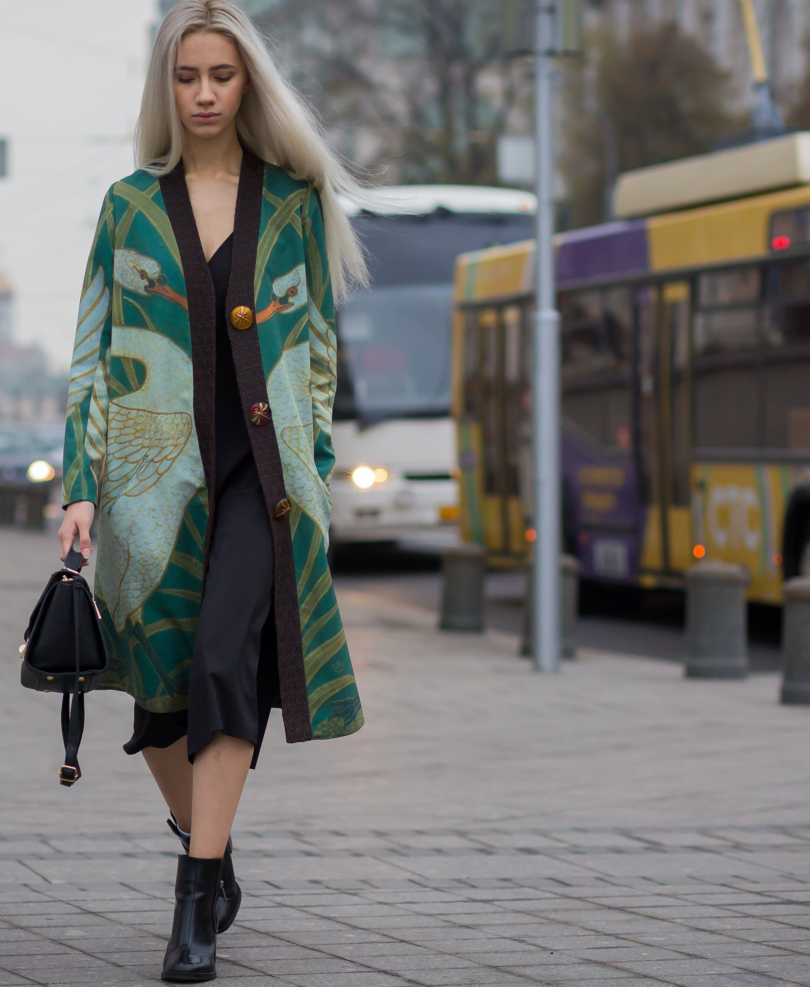 The Best Street Style Pics From Fashion Week Russia Russia Street Styles And Spring 2016