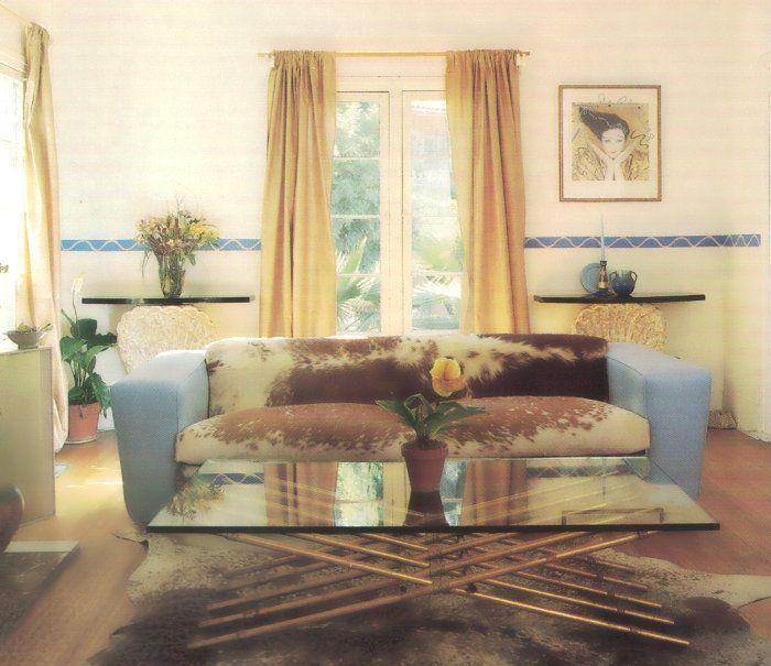 1980s Interior Design Trend Borders Mirror80 Interior Design
