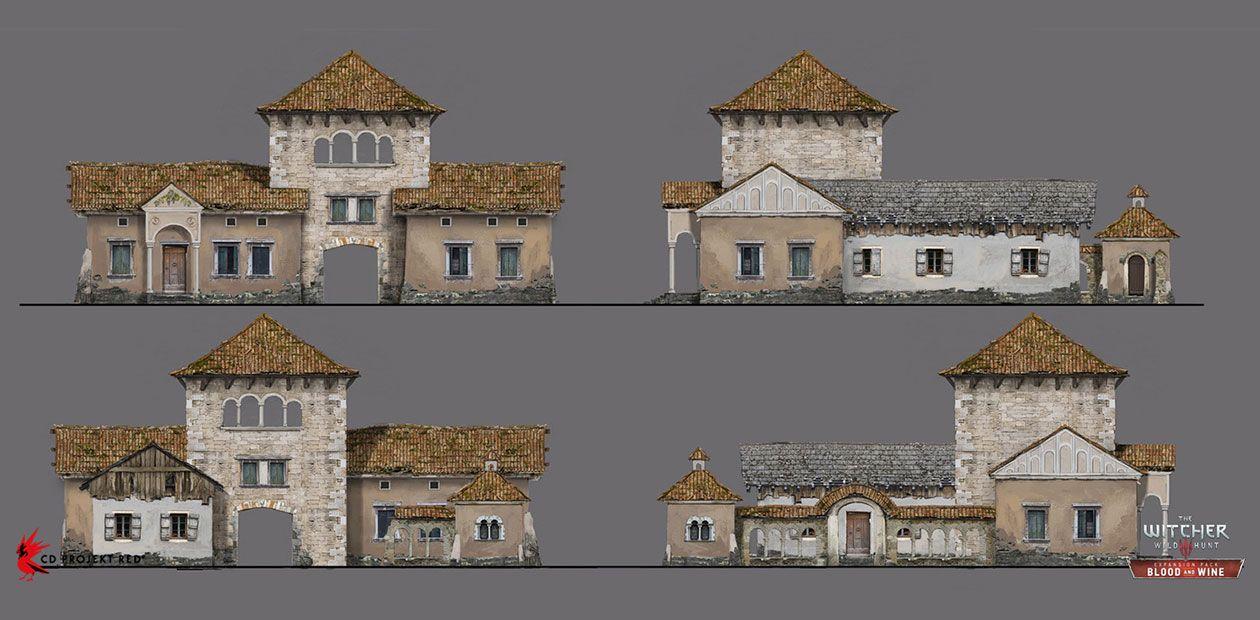 Buildings Concept