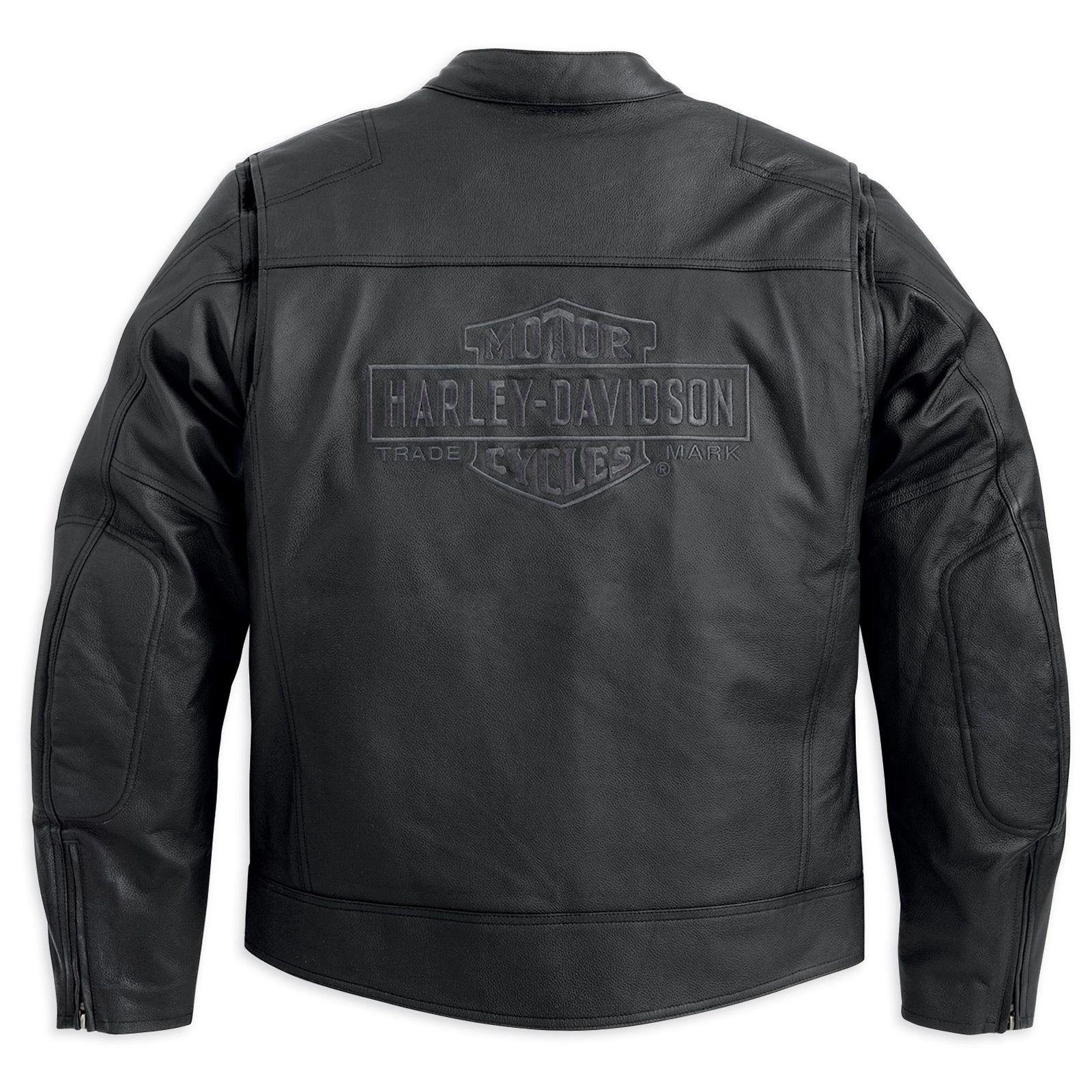 Leather jacket killer b&q - Harley Davidson Leather Coats Harley Davidson Traditional Leather Jacket Black Medium 38