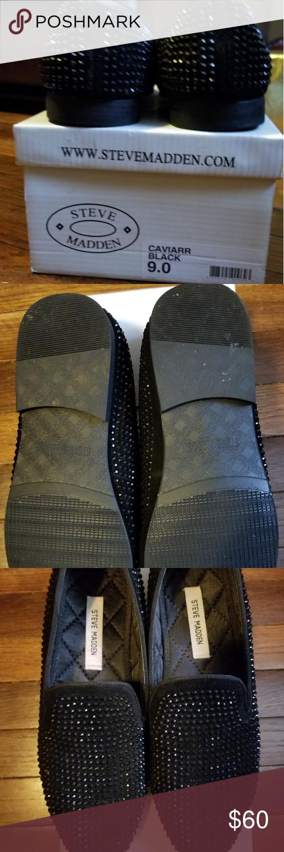 80ca712b50f Steve Madden's Men Dress Shoes (Size 9) Steve Madden's Caviarr ...