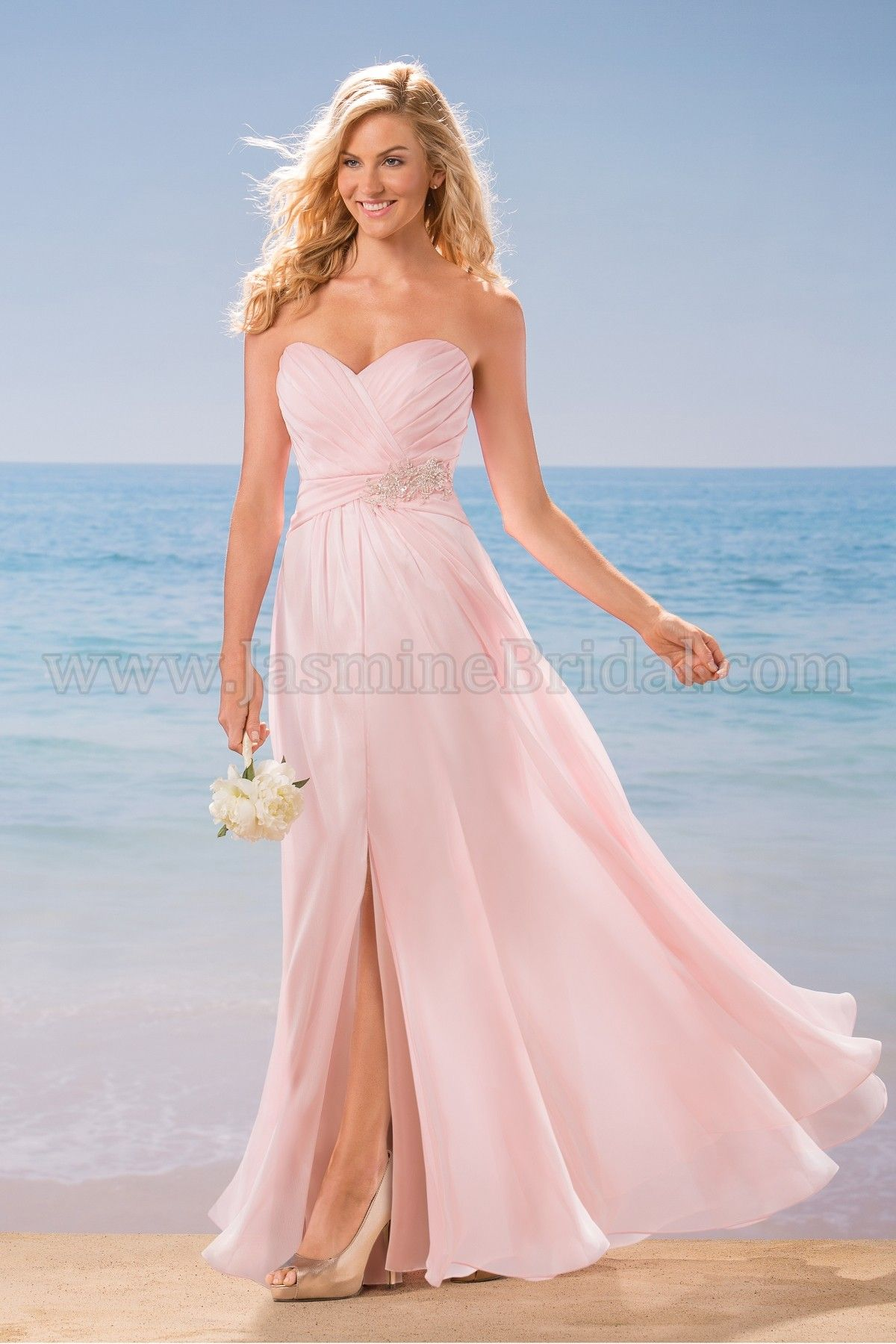 Perfecto Vestidos De Dama Belsoie Ornamento - Colección de Vestidos ...