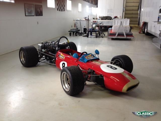 1969 Tecno F2-B