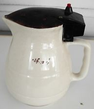 Retro Vintage Gilford Electric Kettle Yellow Jug Large Size Collectable Electric Kettle Kettle Sugar Bowl Set