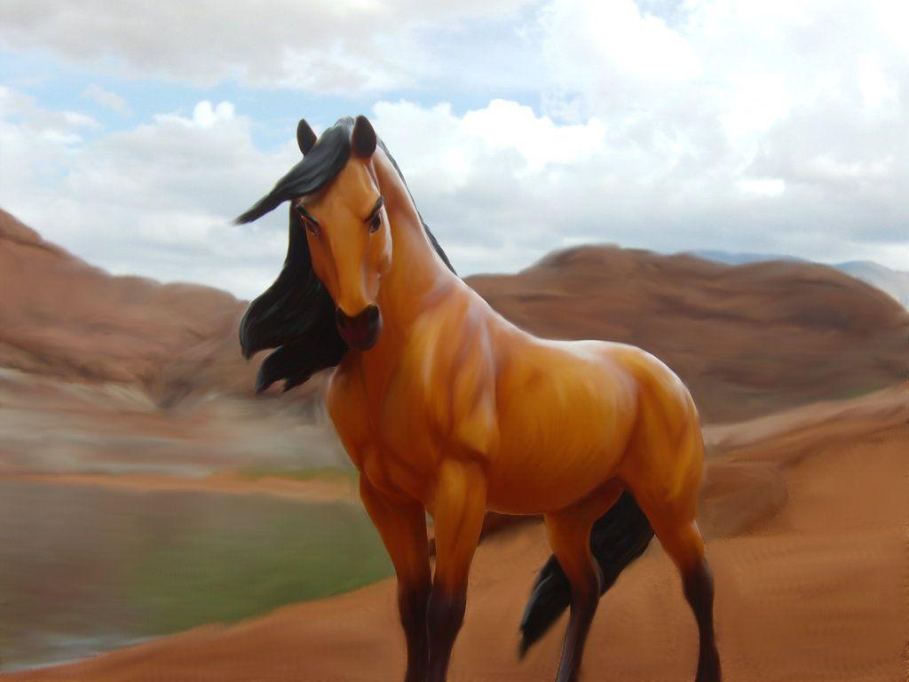 Spirit Stallion Of The Cimarron Artwork Spirit The Horse
