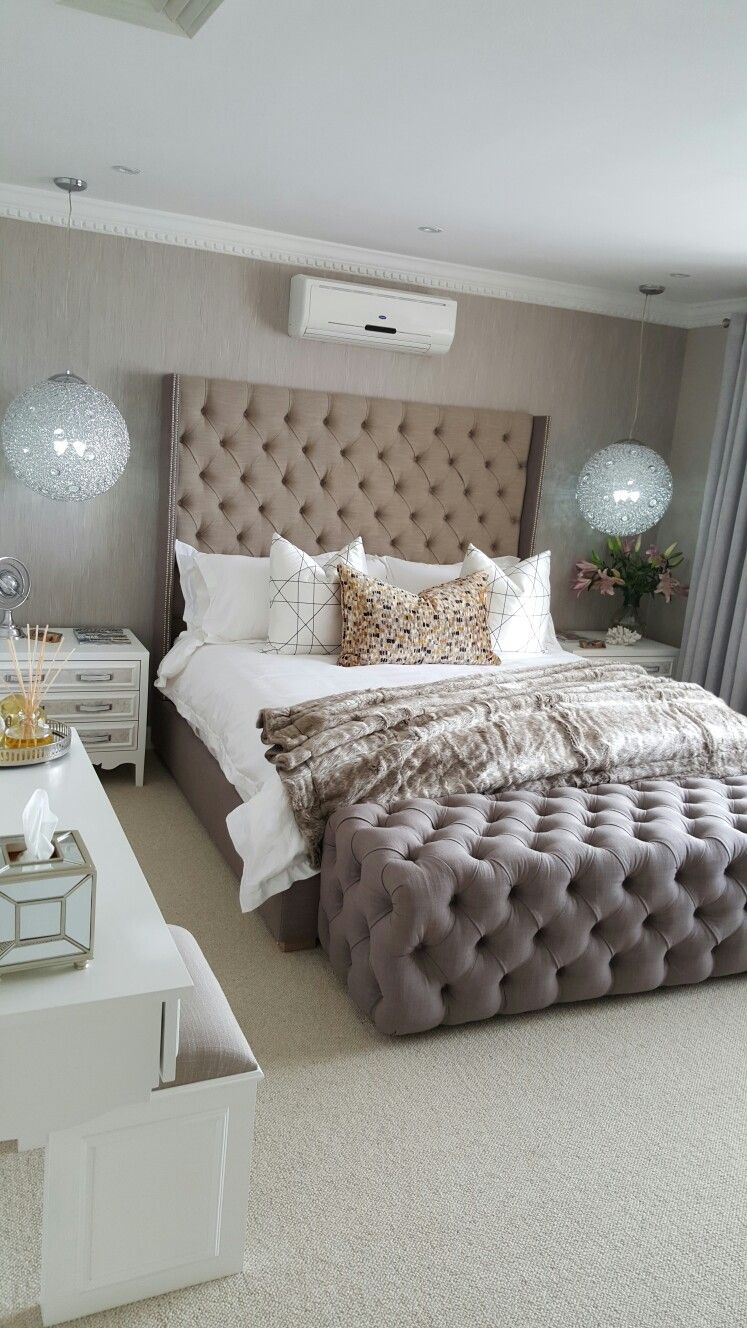 Bedroom Decor Over Bed