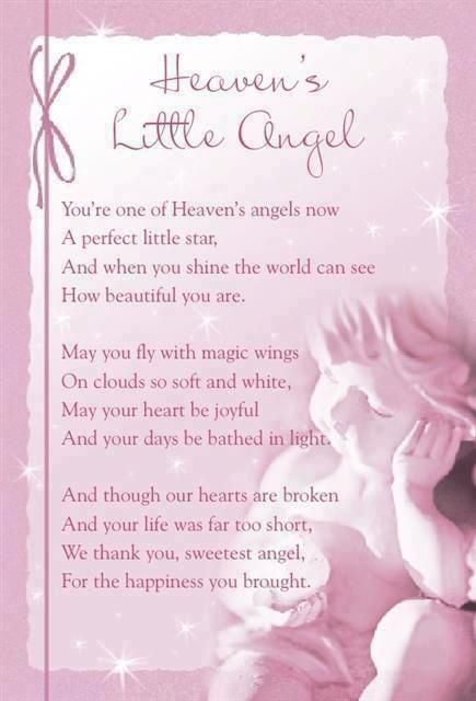 Ideal Angel Baby Quotes Sayings Baby Angels In Heaven Quotes