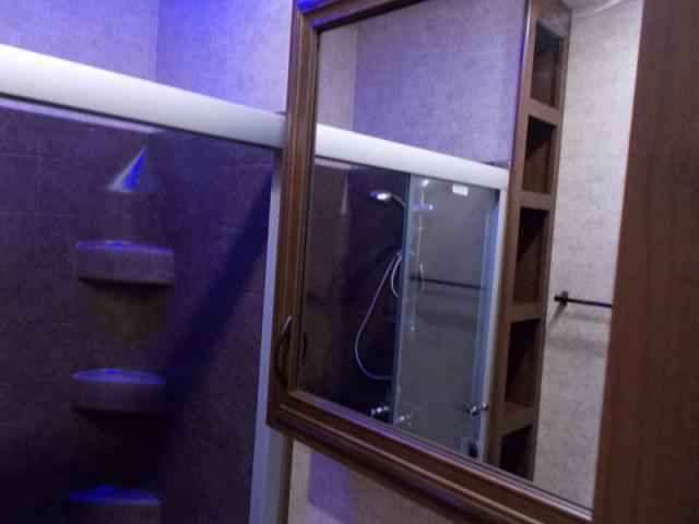2016 new forest river sierra 377flik fifth wheel in pennsylvania parecreational vehicle rv - Glass Front Living Room 2016