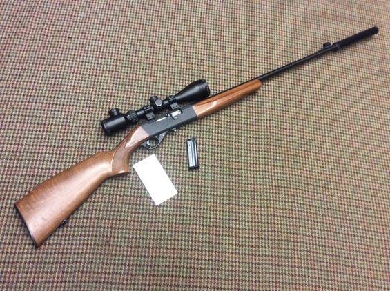 Anschutz 525 Semi automatic Rifles   #temp 14   Semi
