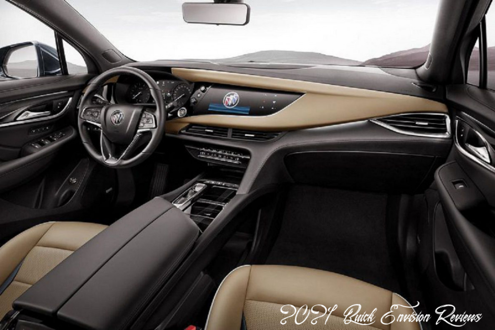 2021 Buick Envision Reviews Style