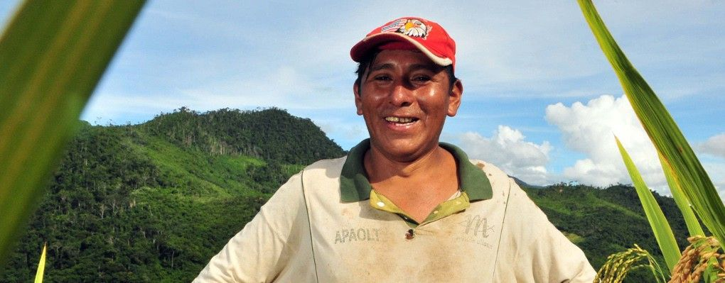 Bolivia invests heavily in local farmers to achieve