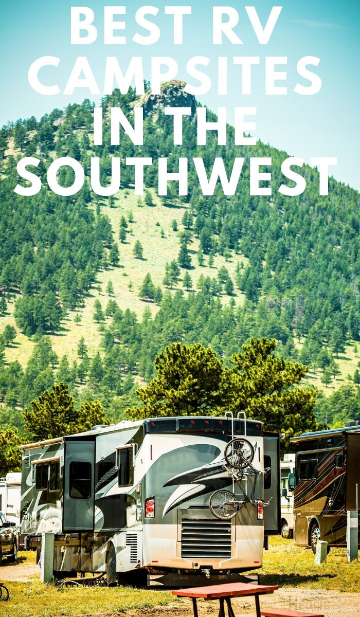 Photo of Best RV Campsites in the Southwest