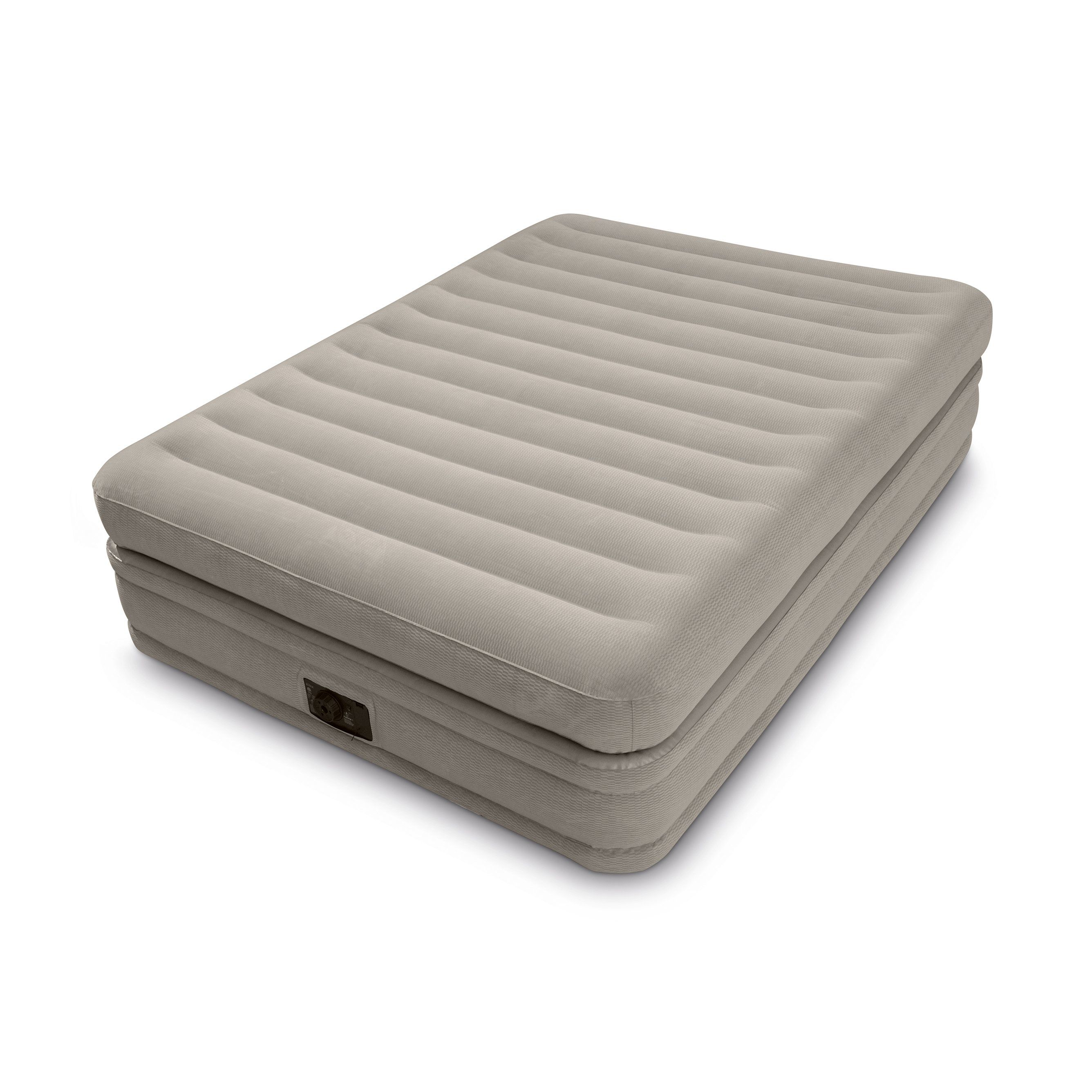 Intex Inflatable Prime Comfort Elevated Queen Airbed with