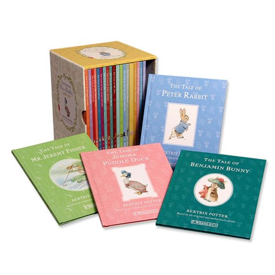The Complete Peter Rabbit Library