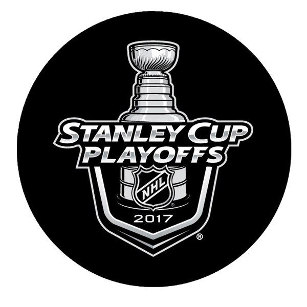 Sher-Wood 2017 NHL Stanley Cup Playoffs Puck