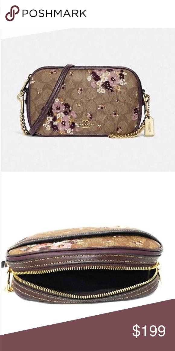 363105db04aa COACH ISLA CHAIN CROSSBODY bag purse tote new  350 New with tags Brand New  Coach Isla